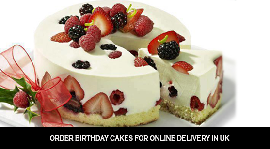 order birthday cakes for online delivery in UK