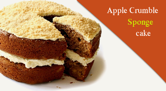 18_apple spongue cake
