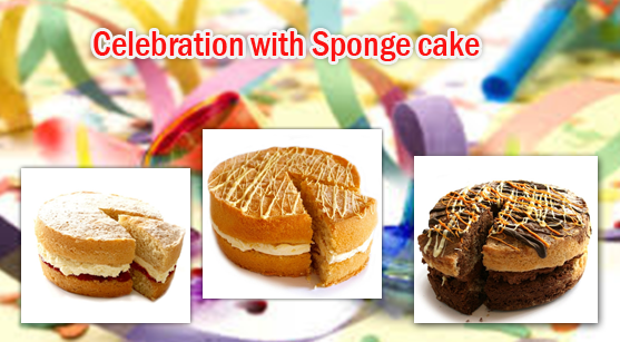 Types of sponge cakes different sponge cake varieties for Different types of cakes recipes with pictures